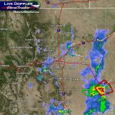 Thornton and Denver Live Radar - Click to enlarge