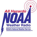 NOAA All Hazards Weathe Radio
