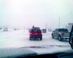 The Holiday Blizzard of 2006 highlighted the need for winter travel preparation.