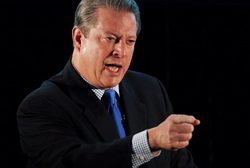 Al Gore advocates 'emergency rescue of human civilization.'