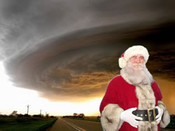 ThorntonWeather.com has some great ideas for Santa Claus for the weather enthusiasts he may be bringing gifts to.