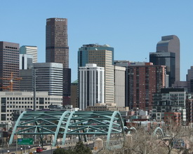 Denver officially broke the record high temperature for January 21st, reaching 71 degrees.