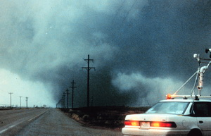 The VORTEX2 tornado research project will be the largest in-field study of tornadoes ever.
