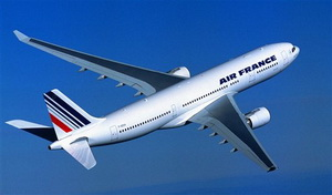 Air France Flight 447 is missing over the Atlantic this morning and presumed lost.  (AP Photo)