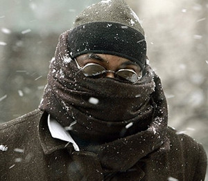 Wind chill is a life threatening weather danger that is often ignored or underestimated. (AP Photo)
