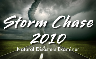 ThorntonWeather.com's chief amateur meteorologist will be on the hunt for tornadoes starting next week.  Be sure to follow along!