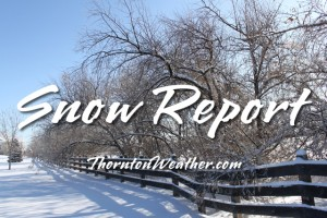 ThorntonWeather.com Snow Report