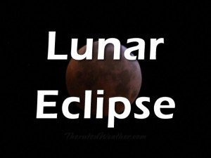 The last lunar eclipse until 2014 will be visible along the Colorado Front Range early Saturday morning.