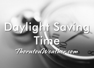 The United States returns to Standard Time at 2:00am Sunday as Daylight Saving Time comes to an end.