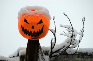 Scary weather on Halloween in Denver? While it is oftentimes thought to be, that isn't usually the case.