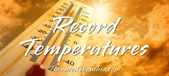 Record High Temperature