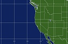 West Coast Satellite Imagery